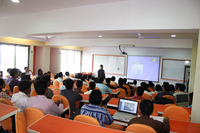 Audio Visual Classroom