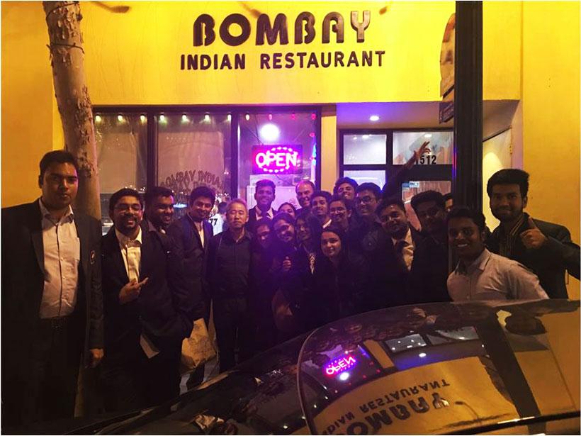 Bombay-rest