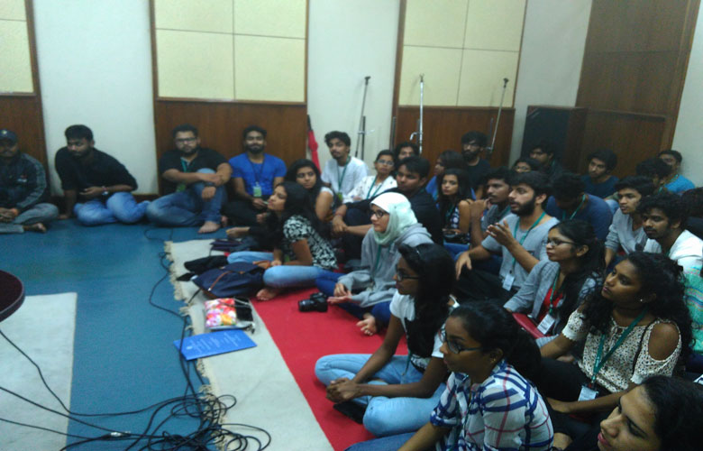 Interatcive-session-all-india-radio