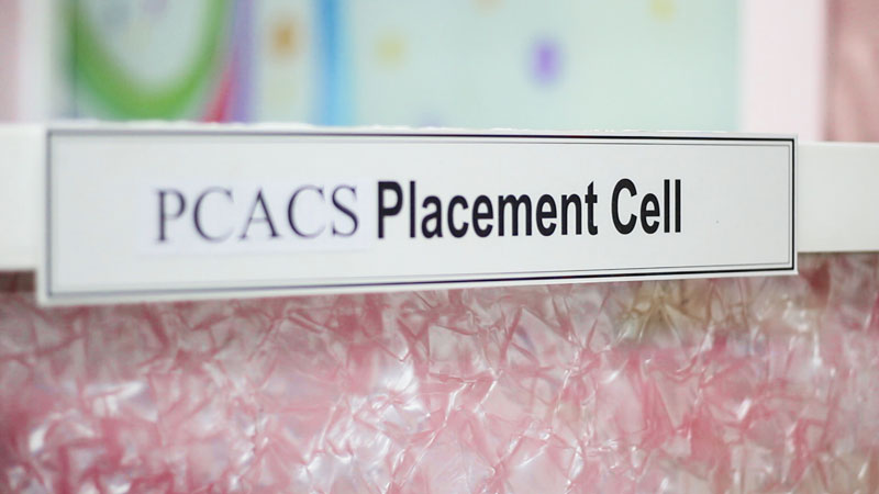 PCACS Placement Cell