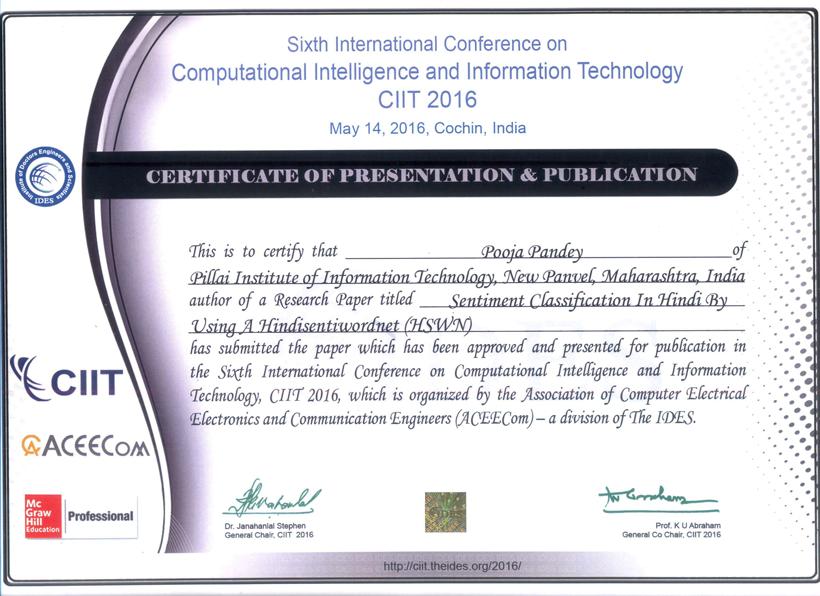 Pooja-Certificate