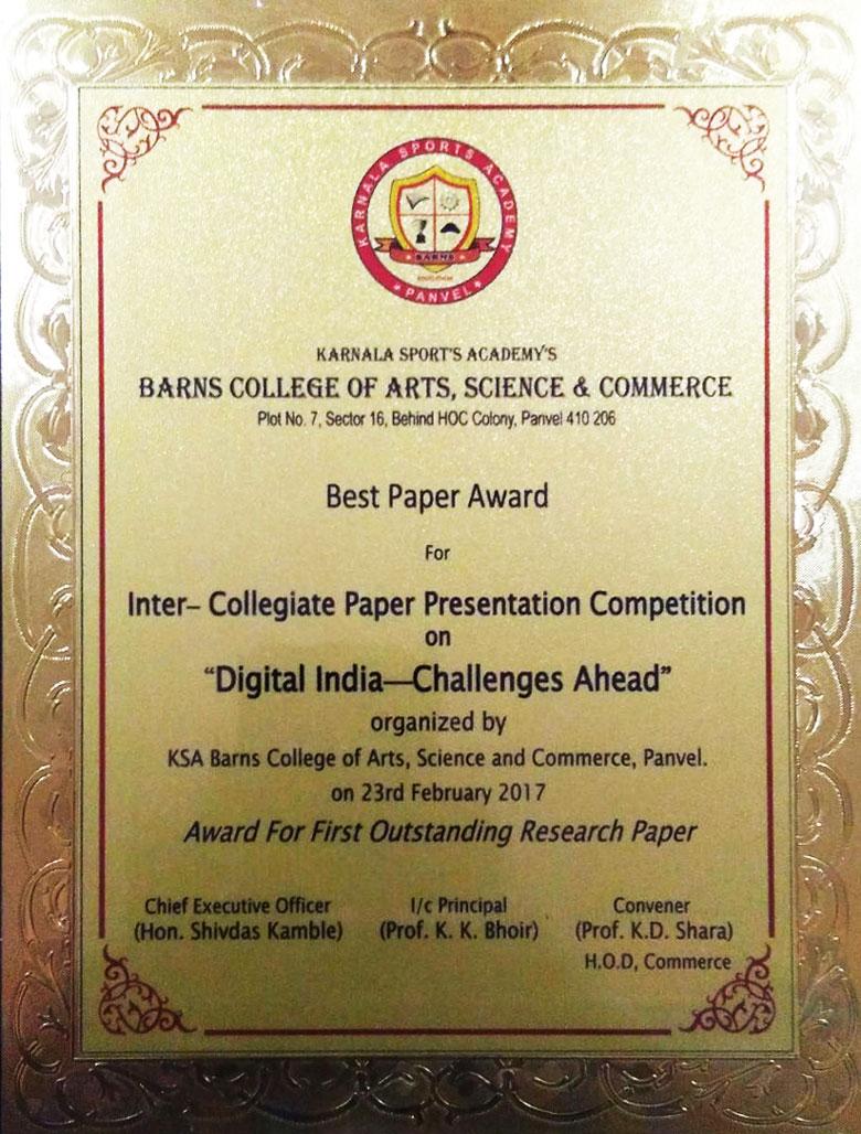 raveena-award