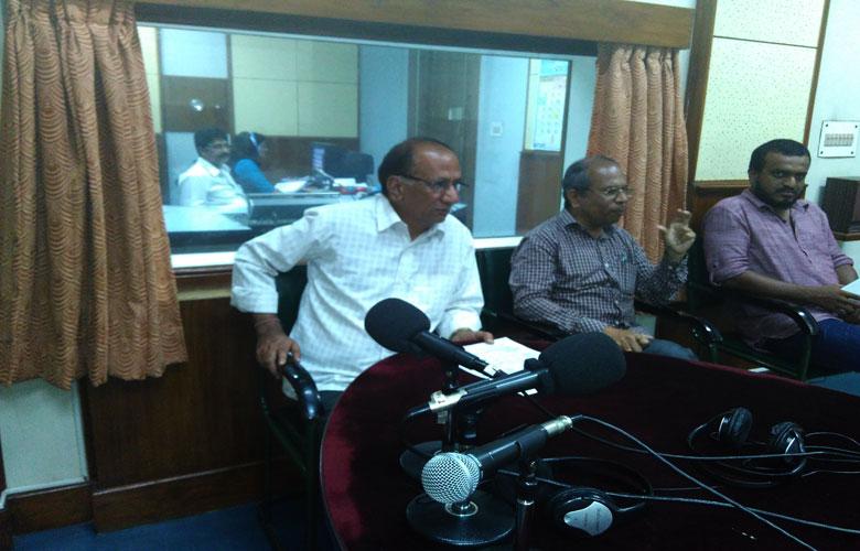 interective-session-all-India-Radio