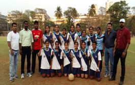 PCACS Football team won Silver Medal and Runners up title