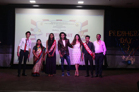 Fresher's Day 2018-19