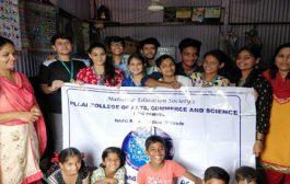 Social Activity at Jeevan Jyothi Trust Primary School