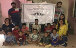 Literacy Drive at Kamal Arnav Charitable Trust