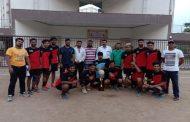 Men Handball Team