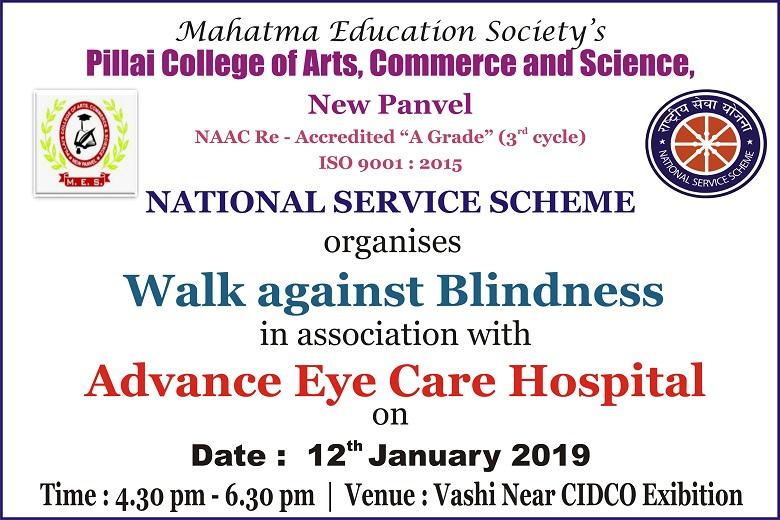 walk against blindness