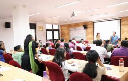 NAAC Sponsored National Level Workshop on 'AQAR Writing & Submission in the Light of New NAAC Guidelines'