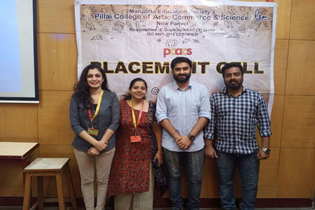 Placement Cell Golden Saturday – 2019-2020